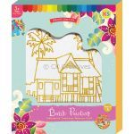 Batik Painting 2-in-1 Box Kit