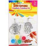 Suncatcher Small Keychain Painting Kit