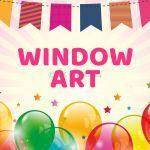 Window Art Party Package