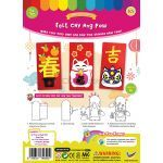 Felt Chinese New Year Ang Pow Pack of 10