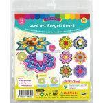 Sand Art Rangoli Board Kit