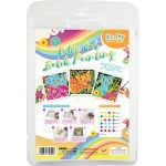 Batik Painting 3-in-1 Kit - Kitty Cat!Batik Painting 3-in-1 Kit - Kitty Cat!