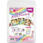 Batik Painting 3-in-1 Kit - Unicorns!Batik Painting 3-in-1 Kit - Unicorns!