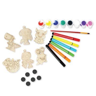 Cool Kids' Wonderland Magnet Fun Box Kit - 6-in-1 - Content