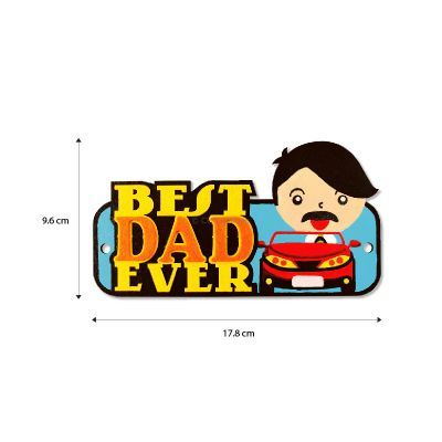Father's Day Deco Size