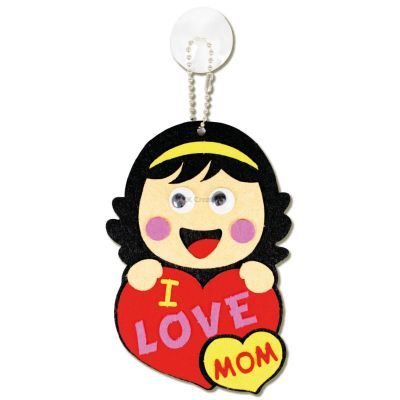 Felt Mother's Day Hanger Pack of 5