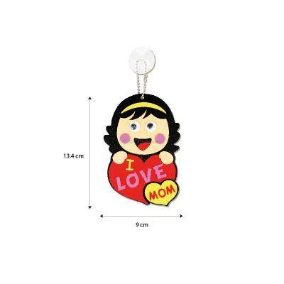 Felt Mother's Day Hanger Size