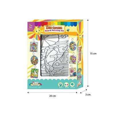 Suncatcher Board Painting Box Kit - Size