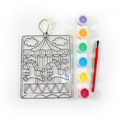 Suncatcher Board Painting Box Kit - Content