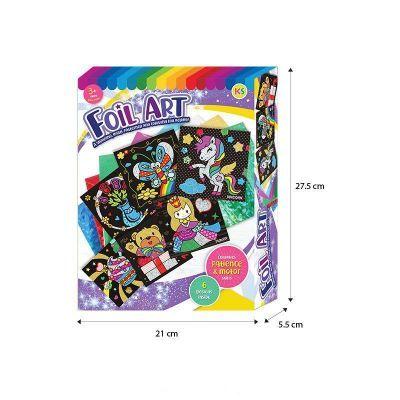 Foil Art Box Kit - 6-in-1
