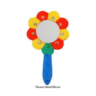 Foam Clay Hand Mirror Kit - Flower