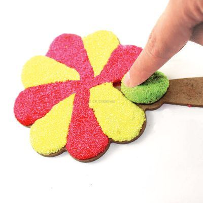 Foam Clay Hand Mirror Kit - How To