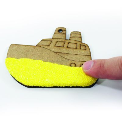 Foam Clay 2-in-1 Transport Keychain Kit - How To