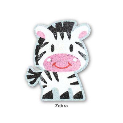 5-in-1 Sand Art Animal Board - Zebra