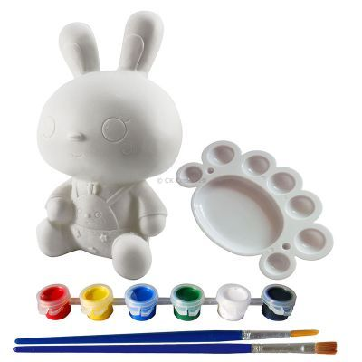 Silicone Coin Bank Painting Series E - Contents