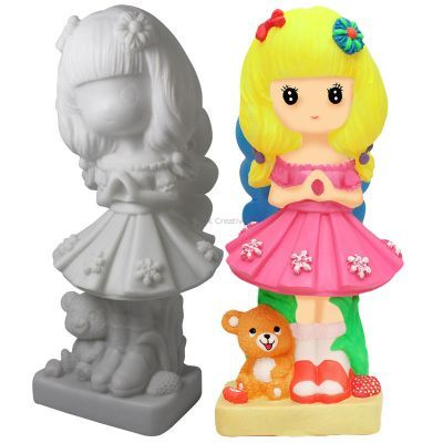 Silicone Coin Bank Painting Series F