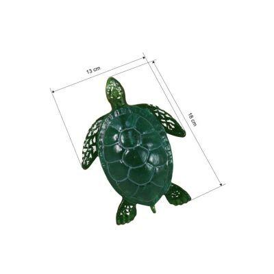 3D Animal Paper Mache Painting Kit - Sea Turtle - Size