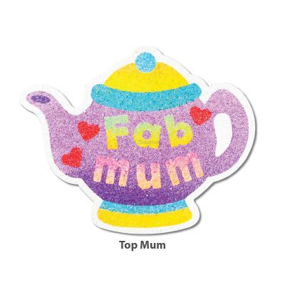 5-in-1 Sand Art Mother's Day Board - Fab Mum
