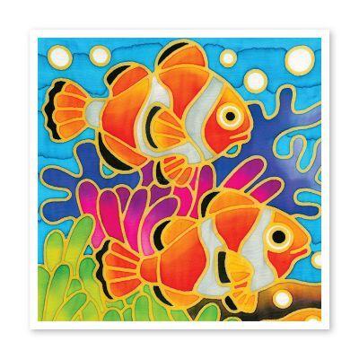 Batik Painting 3-in-1 Kit - Seaworld!