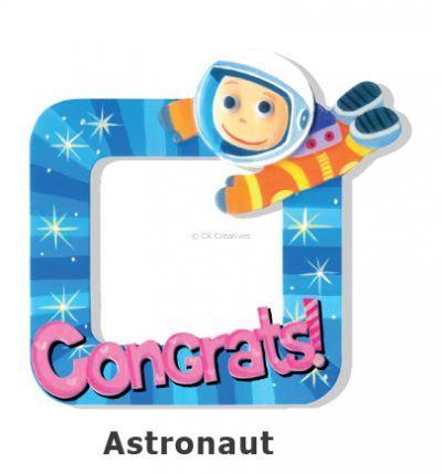 Create Your Own Photo Frame Kit - Astronaut