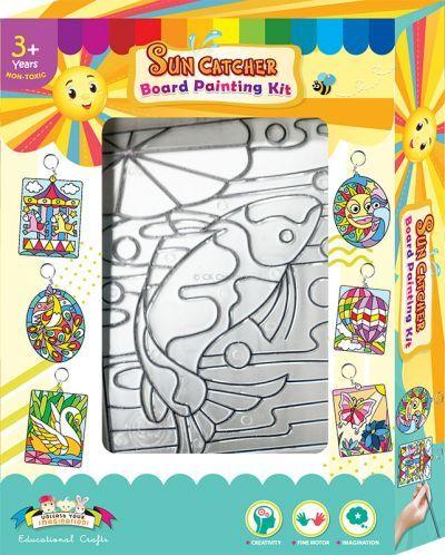 Suncatcher Board Painting Box Kit