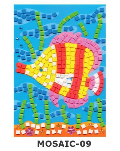 Mosaic Foam - Fish