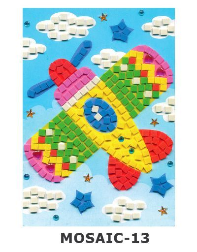 Mosaic Foam - Plane